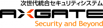 AXGATEタイトルロゴ